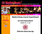 The Rhythm and Roots Festival